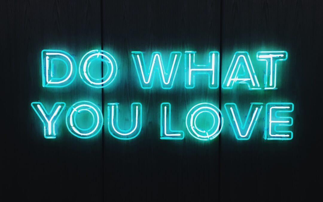 Trasformare la propria passione in un'attività: è una buona idea?